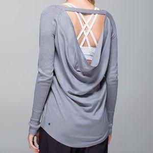 Lululemon Unity Pullover - Grey
